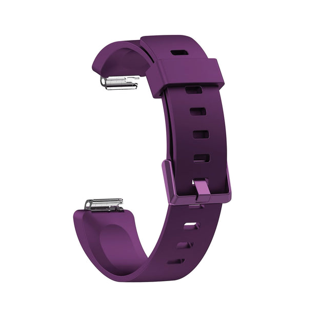 Mobile Mob Fitbit Inspire & HR Bands Replacement Straps Small / Dark Purple