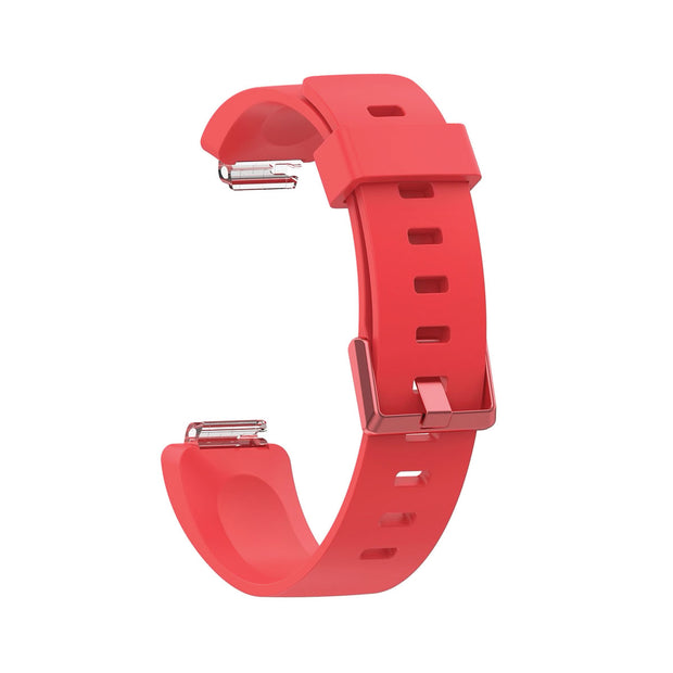 Mobile Mob Fitbit Inspire & HR Bands Replacement Straps Small / Red Orange