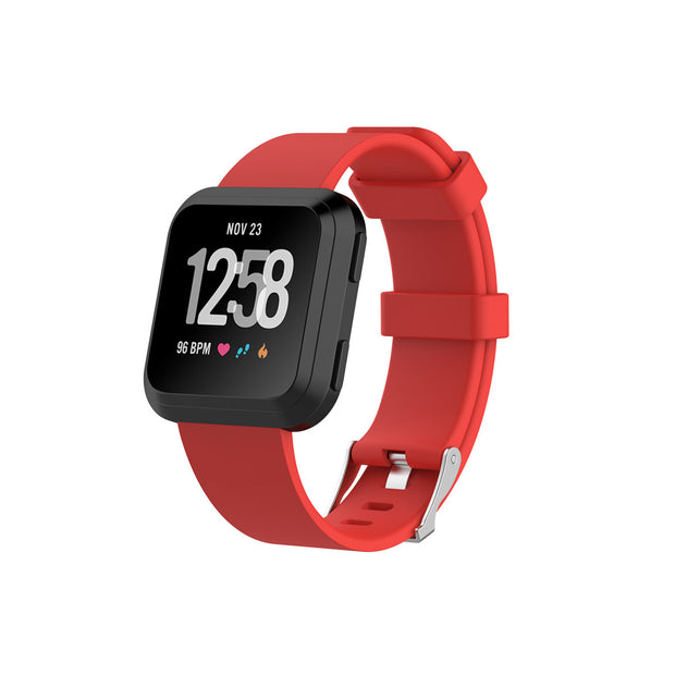 Mobile Mob Fitbit Versa & 2 Bands Replacement Straps Small / Red
