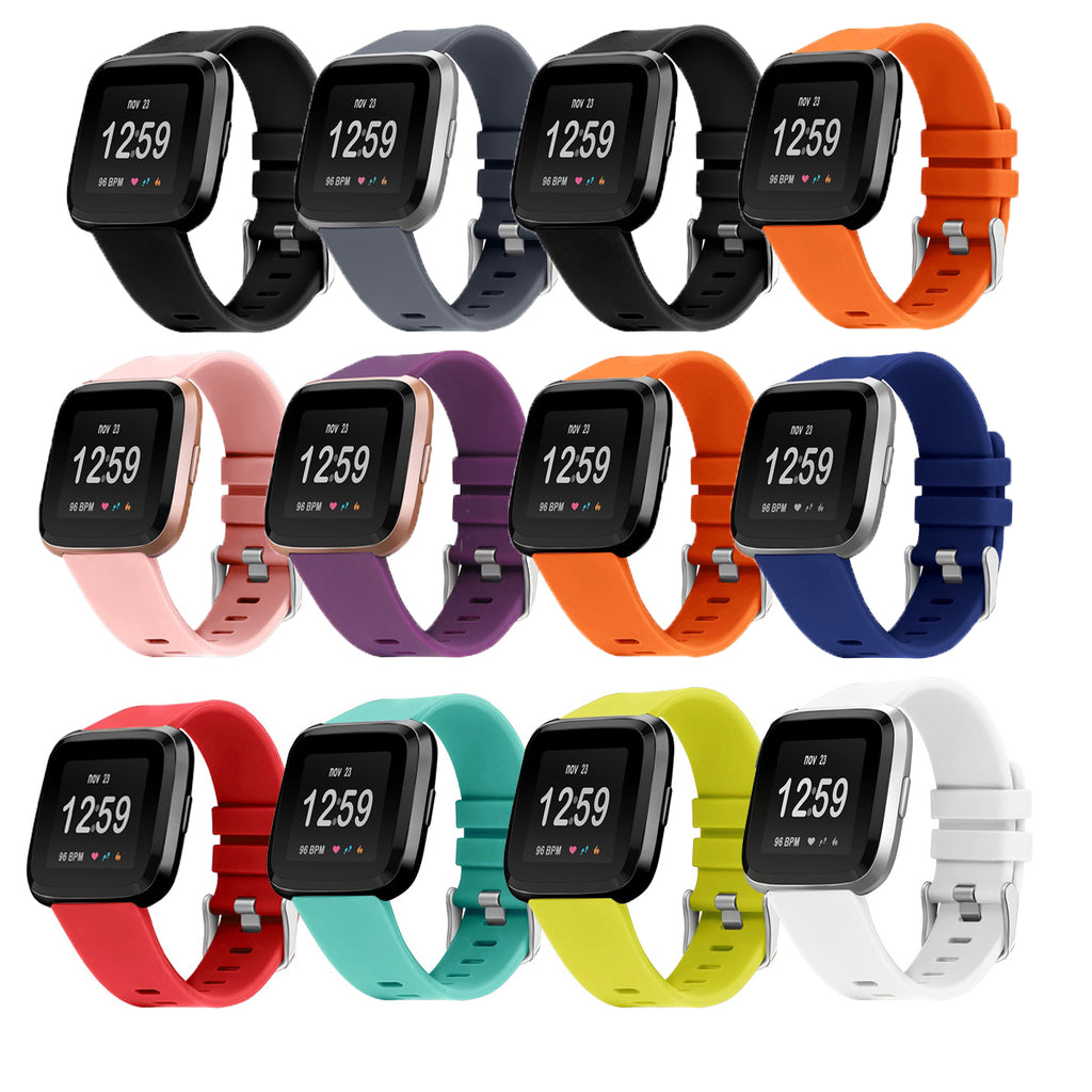 Fitbit Versa Bands Replacement Bracelet Straps (Small or