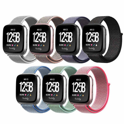 Mobile Mob Sports Loop Fitbit Versa & Versa 2 Band Replacement Strap