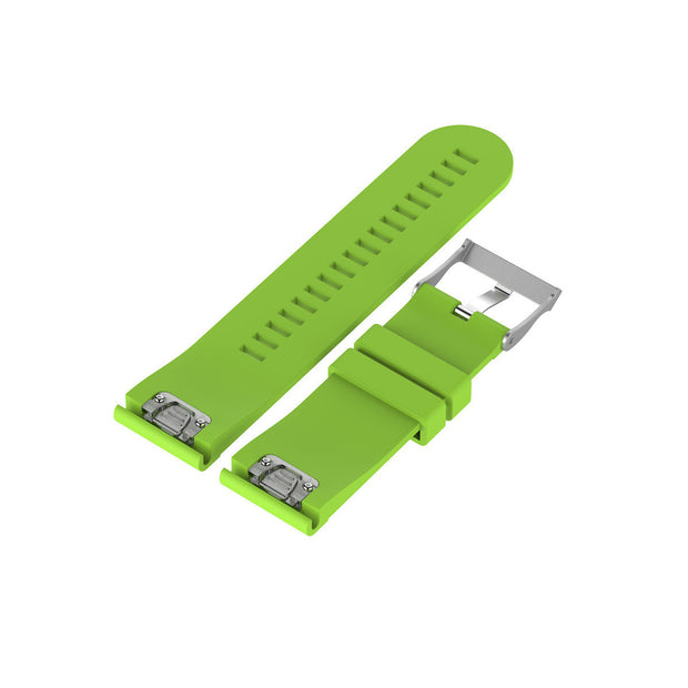 Mobile Mob Garmin Fenix 3 & Fenix 5X Replacement Bands Strap with Quickfit (26mm) Lime