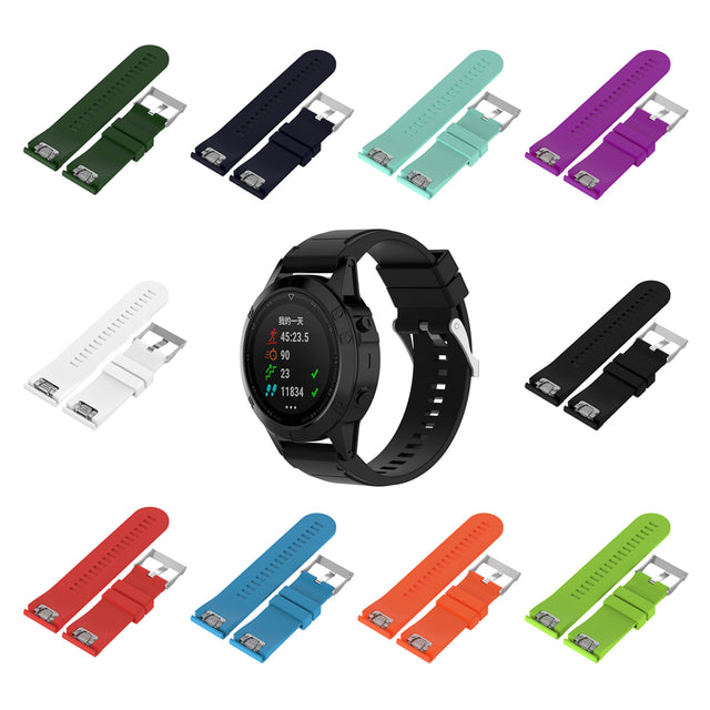 Garmin Fenix 3 & Fenix 5X Replacement Bands Strap with Quickfit (26mm)