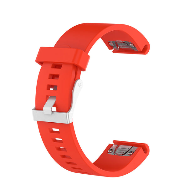 Mobile Mob Garmin Fenix 5S,5S Plus,6S,6S Pro,D2 Delta Replacement Bands Strap Quickfit (20mm) Orange