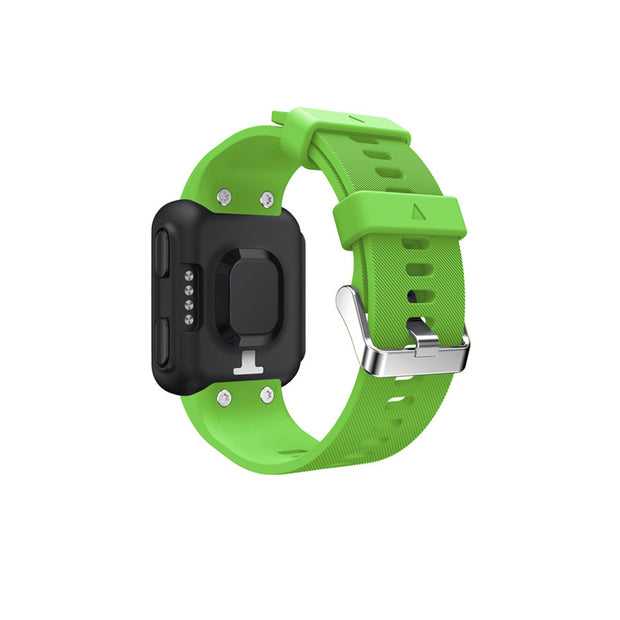 Mobile Mob Garmin Forerunner 35 Bands Replacement Strap Kit with Stainless Buckle Lime