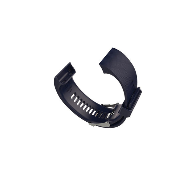 Mobile Mob Garmin Forerunner 35 Bands Replacement Strap Kit with Stainless Buckle Navy Blue