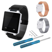 Milanese Garmin Vivoactive Band Replacement Magnetic Lock