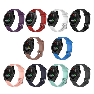 Mobile Mob Garmin Vivoactive 3 Vivomove HR Forerunner 645 Replacement Bands Strap (20mm)