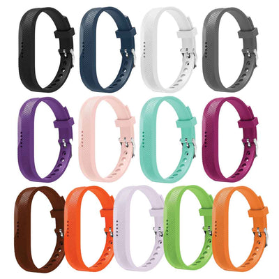 Mobile Mob Secure Fitbit Flex 2 Band Replacement Strap with Buckle
