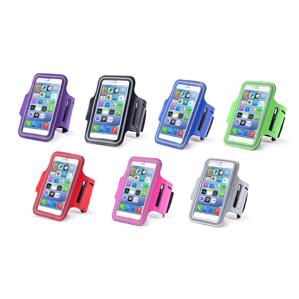 Mobile Mob Gym Running Armband For Apple iPhone 5 6 7 & Plus