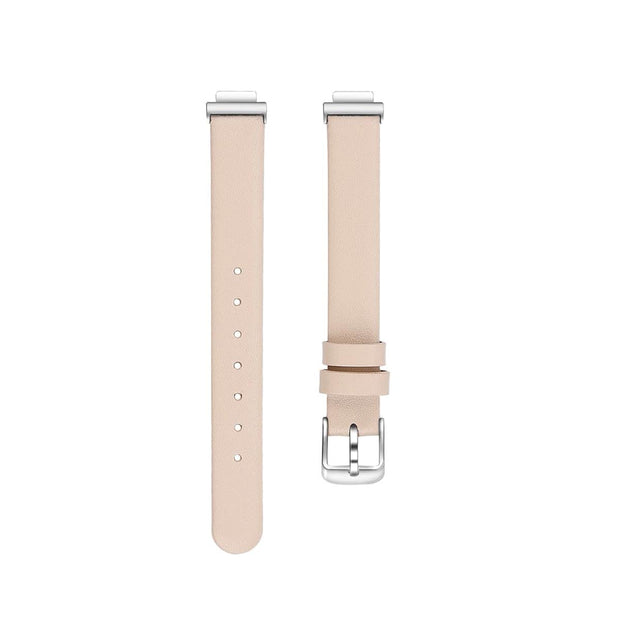 Mobile Mob Leather Fitbit Inspire & HR Bands Replacement Strap Small / Khaki