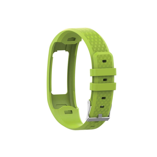 Mobile Mob Secure Garmin Vivofit 1 & 2 Band Replacement Strap with Buckle Small / Lime