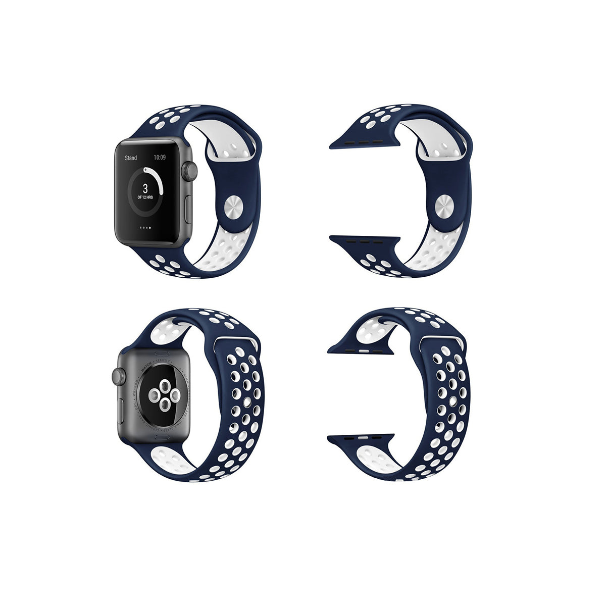 Airvent Apple Watch Bands Replacement Strap (42mm or 38mm)