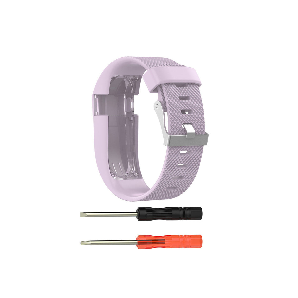 Fitbit Charge Hr Replacement Band Strap With Buckle Large