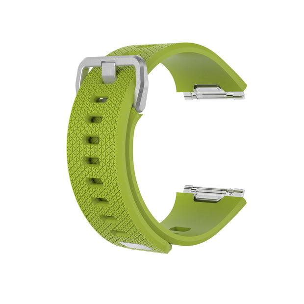 Mobile Mob Fitbit Ionic Classic Band Replacement Strap with Buckle Small / Lime