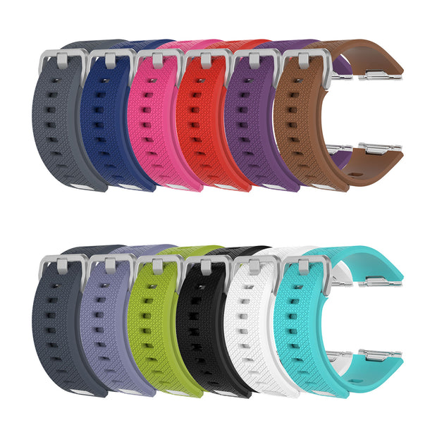 Mobile Mob Fitbit Ionic Classic Band Replacement Strap with Buckle