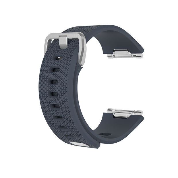 Mobile Mob Fitbit Ionic Classic Band Replacement Strap with Buckle Small / Slate Grey