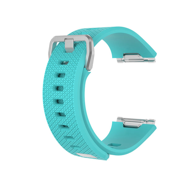 Mobile Mob Fitbit Ionic Classic Band Replacement Strap with Buckle Small / Teal