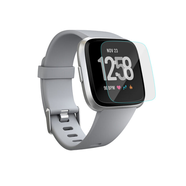 Mobile Mob Tempered Glass Fitbit Versa Screen Protector