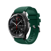 Mobile Mob Samsung Gear S3 Classic & Frontier Bands Replacement Straps Small / Army Green