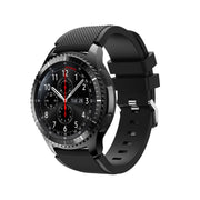 Mobile Mob Samsung Gear S3 Classic & Frontier Bands Replacement Straps Small / Black
