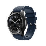 Mobile Mob Samsung Gear S3 Classic & Frontier Bands Replacement Straps Small / Navy Blue