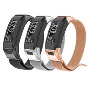 Mobile Mob Milanese Garmin Vivosmart HR Band Replacement Magnetic Lock