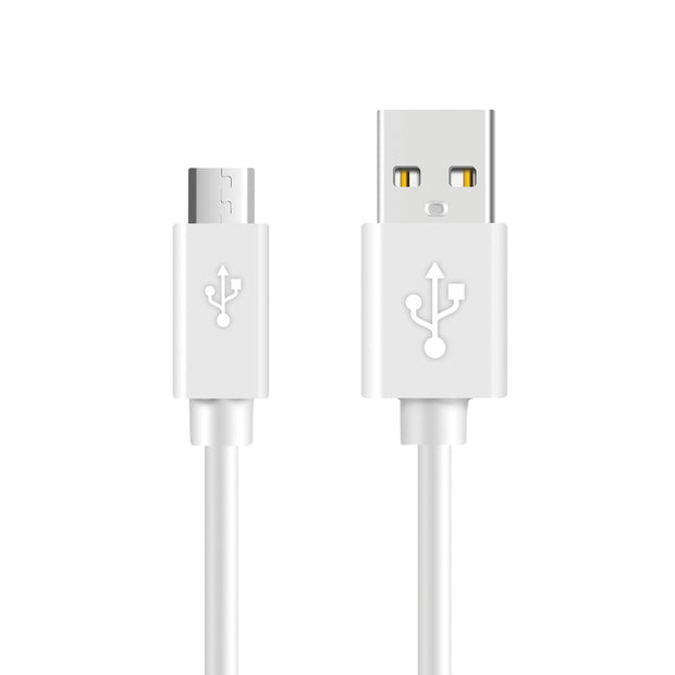 Mobile Mob 1.5m, 3m Micro USB Samsung Galaxy Note 4 Charger Cable 1.5m / White / 1-Pack