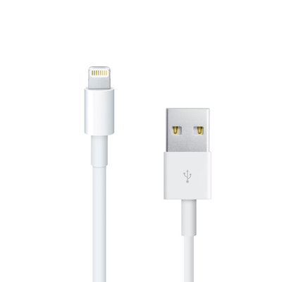 Mobile Mob 1m, 2m, 3m Lightning to USB Charging Cable (MFi) 1m