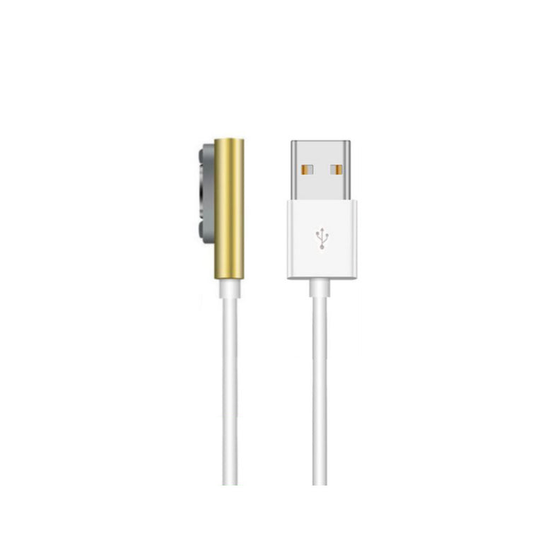 Sony Xperia Charger Cable Alloy V2 Series Compact Gold