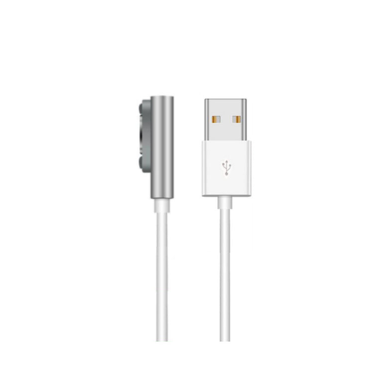 Sony Xperia Charger Cable Alloy V2 Series Compact Silver