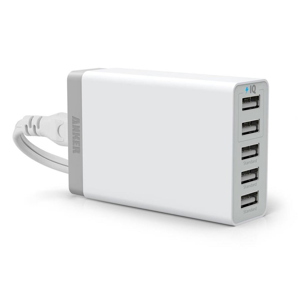 Anker 25W 5A 5-Port PowerPort5 Lite USB Charger