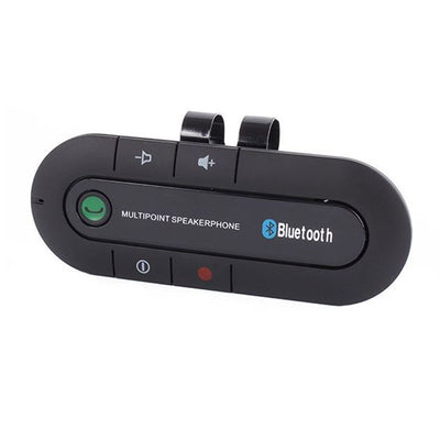 Bluetooth Car Handsfree Speaker Kit For Apple iPhone 6s 5s 5c Plus
