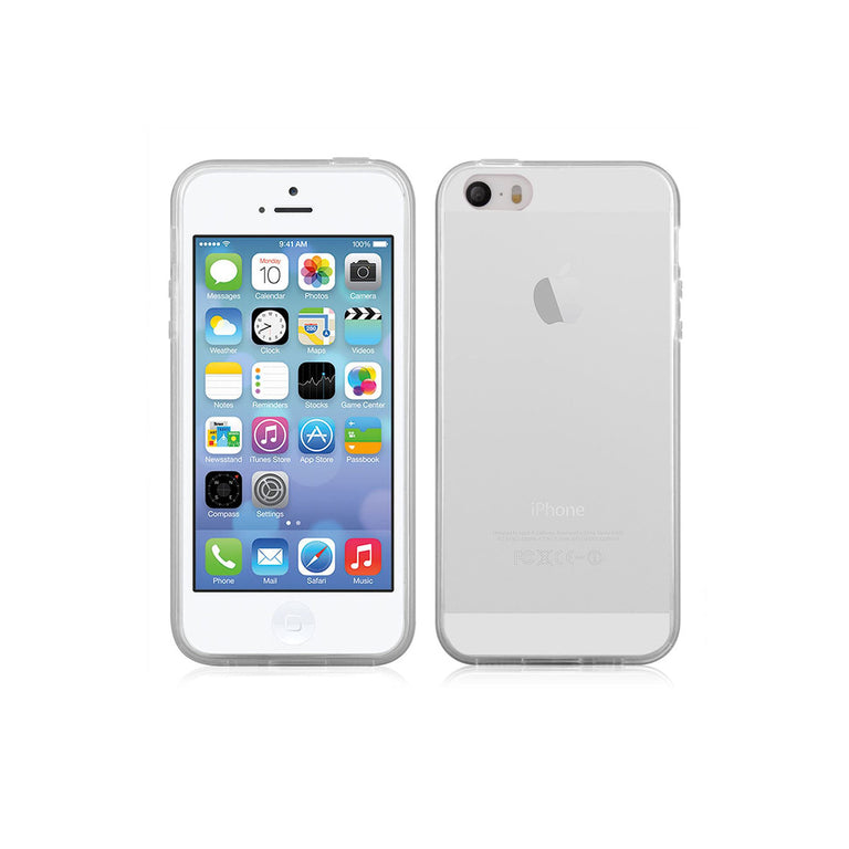 Mobile Mob Slimfit Clear Cover For Apple iPhone 5/5s