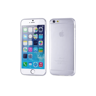 Mobile Mob Slimfit Clear Cover For Apple iPhone 6 / 6s Plus