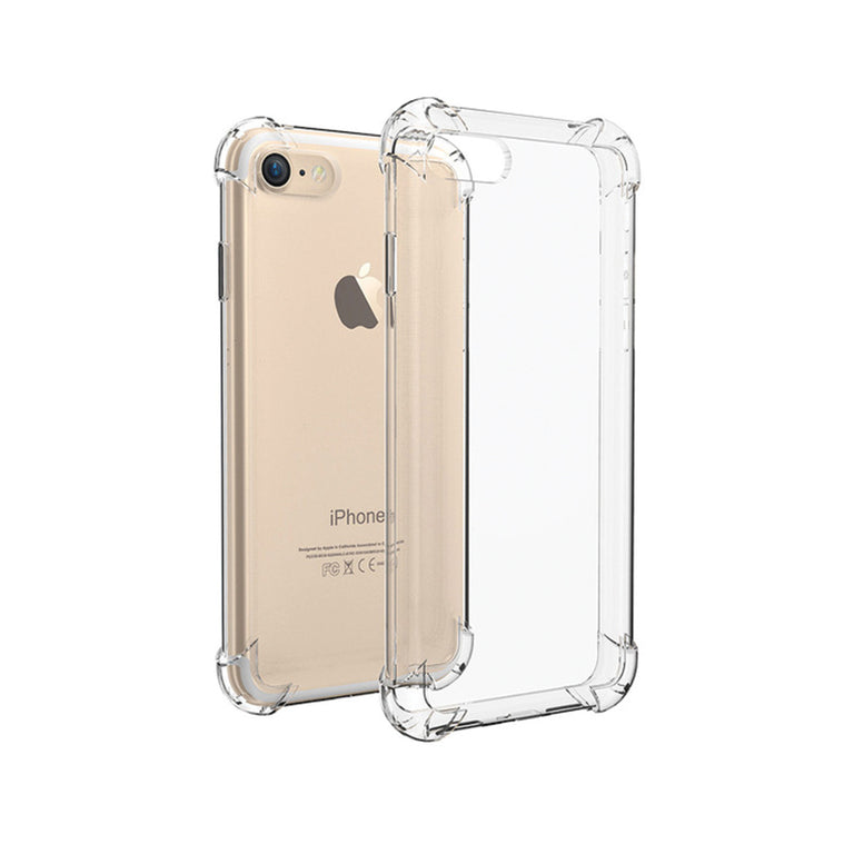 Mobile Mob Clearfit Cover Case For Apple iPhone 7