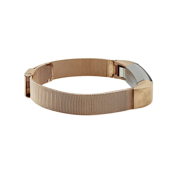 Mobile Mob Stainless Attention SeekR Fitbit Alta Bands with Quick Release Gold Honour