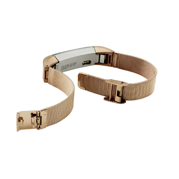 Mobile Mob Stainless Attention SeekR Fitbit Alta Bands with Quick Release