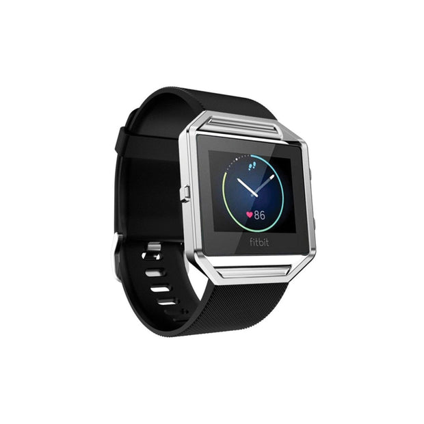Mobile Mob Fitbit Blaze Bands Replacement Strap Black
