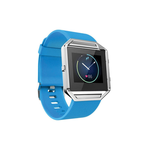 Mobile Mob Fitbit Blaze Bands Replacement Strap Light Blue