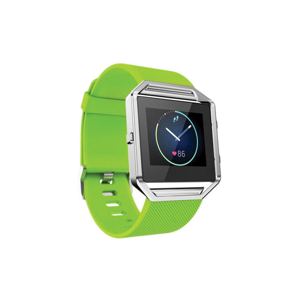 Mobile Mob Fitbit Blaze Bands Replacement Strap Lime