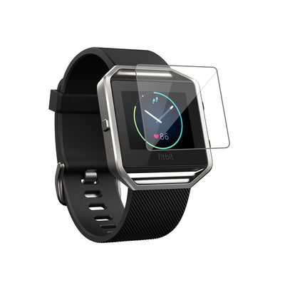 Mobile Mob Mobile Mob Tempered Glass Fitbit Blaze Screen Protector 3-Pack