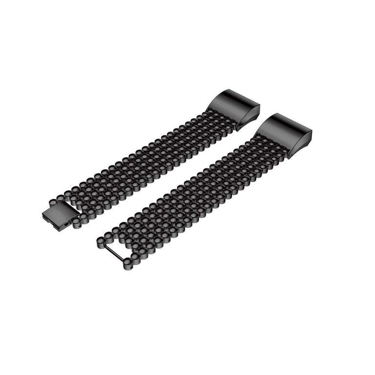Dots Designer Stainless Fitbit Charge 2 Replacement Band