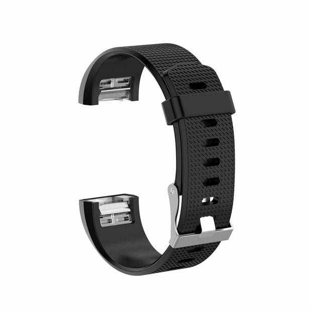 Mobile Mob Fitbit Charge 2 Bands Replacement Straps Small / Black
