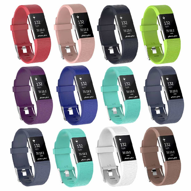 Mobile Mob Fitbit Charge 2 Bands Replacement Straps
