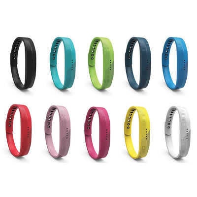 Fitbit Flex 2 Bands Replacement Bracelet Wristband With Clasp