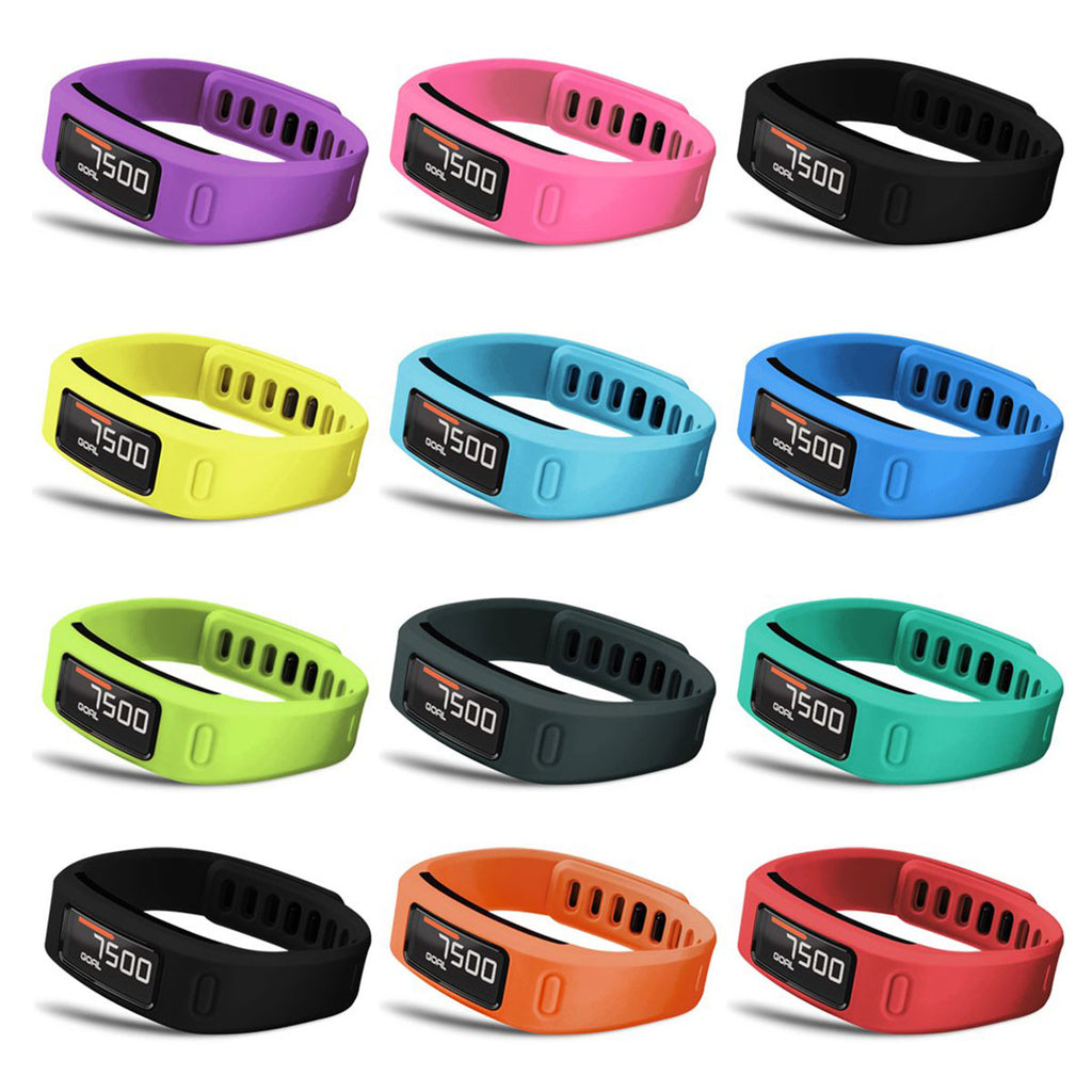 Garmin Vivofit 1 Bands Replacement Bracelet + Clasp (Large or Small)