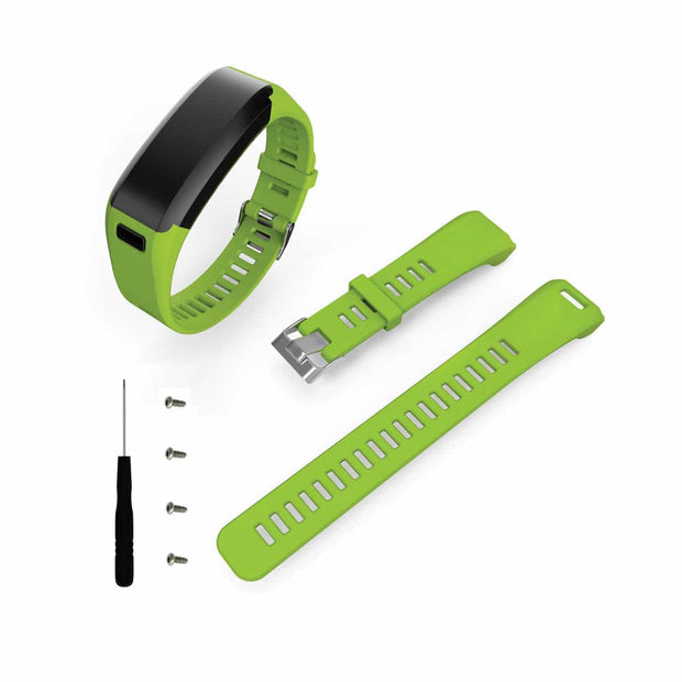 Mobile Mob Garmin Vivosmart HR Bands Replacement Straps Changeover Kit Lime