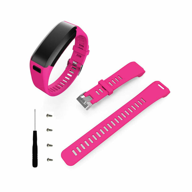Mobile Mob Garmin Vivosmart HR Bands Replacement Straps Changeover Kit Pink