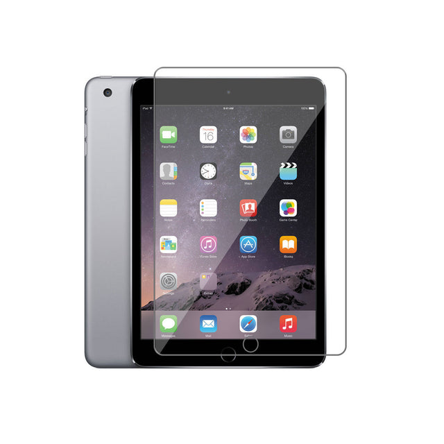 TEMPERED GLASS SCREEN PROTECTOR FOR APPLE IPAD MINI AIR PRO
